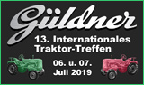 Internationales Güldnertreffen 2019